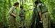 Exploring the trails around Cristalino Amazon Lodge