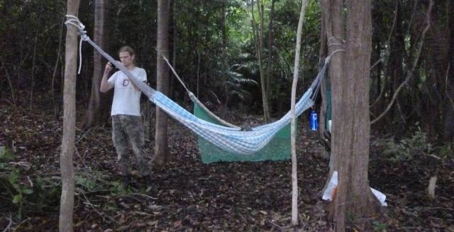 Amazon Gero Tours Campsite