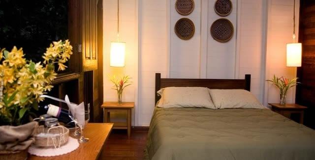 Amazon Ecopark Lodge Double Room