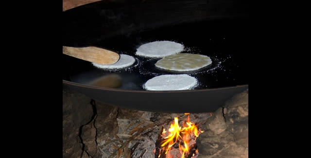 Tapioca, the Amazon Pancakes