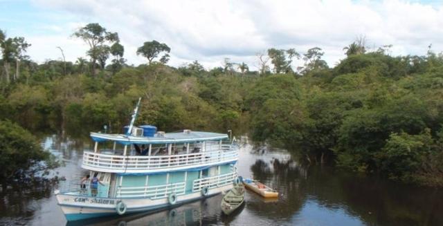 Amazon Boat, Ararinha Lodge