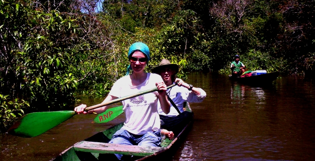 Amazon Canoe Trip, Palmari Nature Reserve