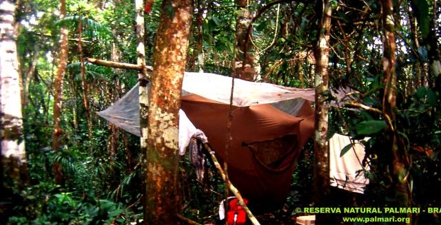 Amazon Trek Campsite, Palmari Lodge