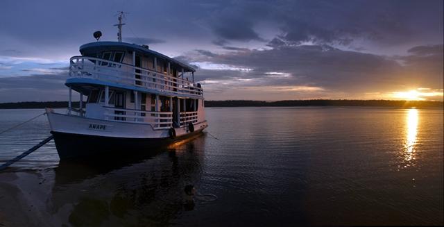Katerre Amazon River Cruise