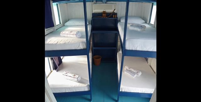 Katerre Amazon River Cruise - Twin Cabin
