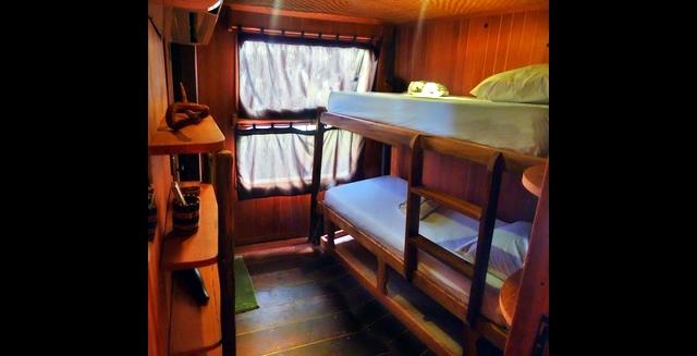 Katerre Amazon Cruise - Twin Cabin