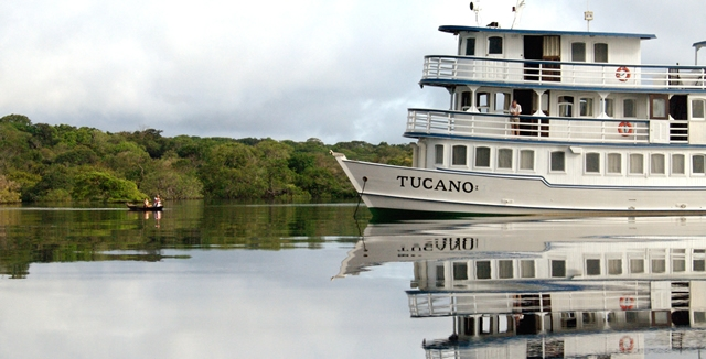 MY Tucano Amazon Cruise