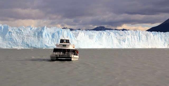 Perito Moreno Boat Trip, Argentina
