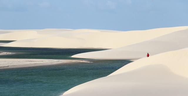 Dunes & Lagoons of the Lençois Maranhenses National Park