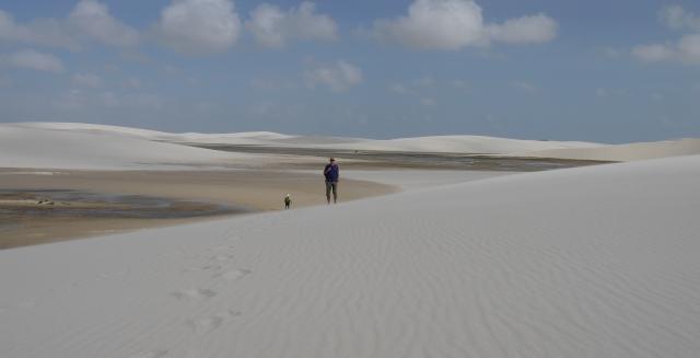 Lençois Maranhenses National Park Dunes & Lagoons Trek