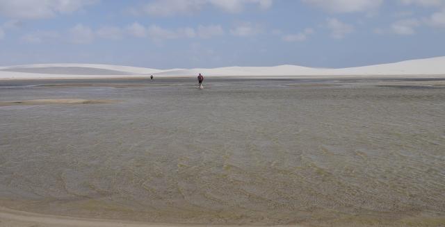 Dune Trekking in the Lençois Maranhenses National Park