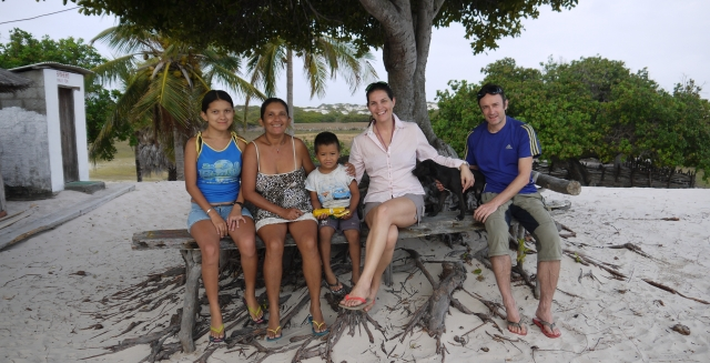 Host Family, Lençois Maranhenses National Park Trek