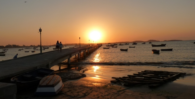 Sunset at Manguinhos, Buzios