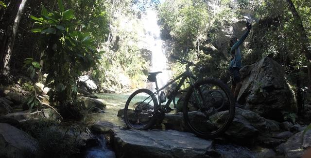 Mountain Biking, Chapada dos Veadeiros