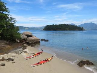 Kayaks, Costa Verde