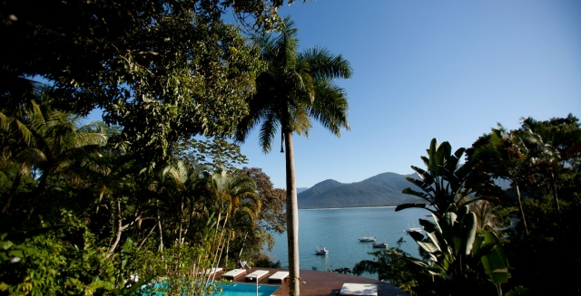 Pool View, Pousada Picinguaba