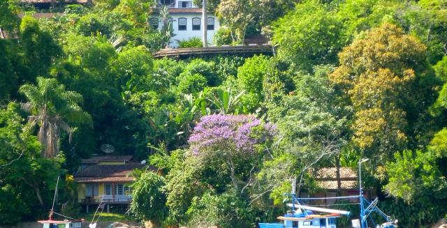 Pousada Picinguaba, Costa Verde