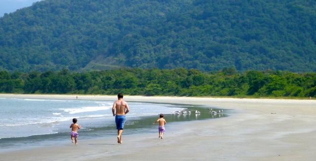 Praia da Fazenda, Costa Verde