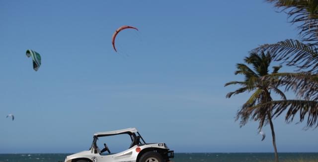 Beach Buggy, Cumbuco