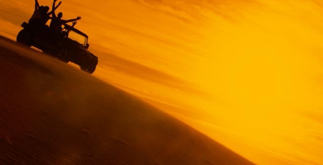 Dune Buggy, Cumbuco
