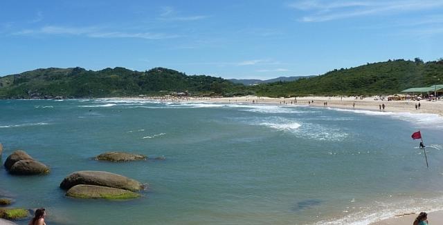 Joaquina Beach, Florianopolis