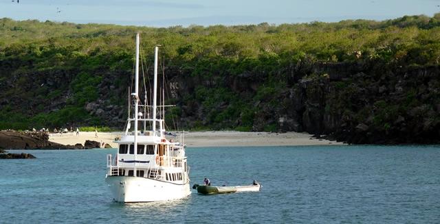 Galapagos Island Cruise, Ecuador