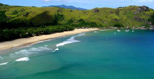 Ilhabela Beach