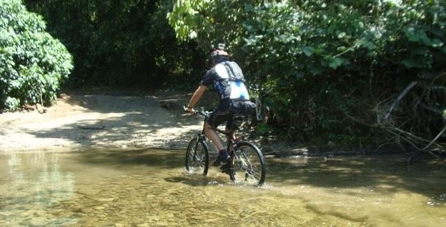 Mountain Biking, Ilhabela