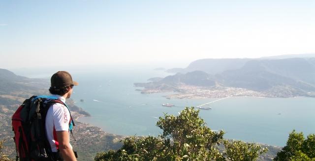 Mt Baepi; Ilhabela