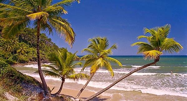 Praia da Engenhoca, Itacare