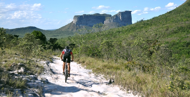 Mountain Bike, Chapada Diamantina National Park - Bahia