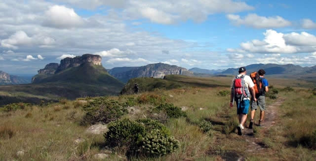 Trekking, Chapada Diamantina National Park