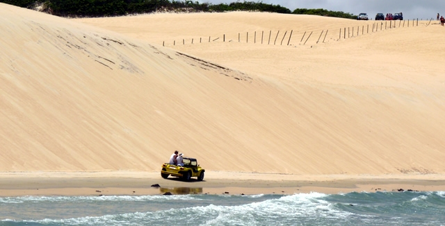 Buggy Tour in the Dunes of Natal