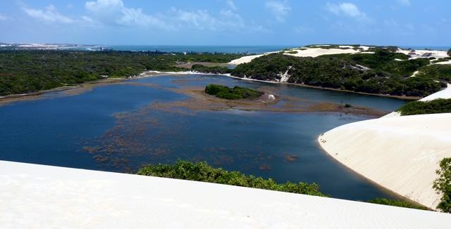 Genipabu Dunes, Natal