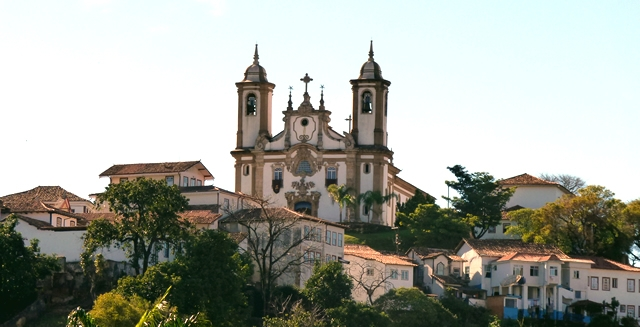 Our Lady of Carmo Church, Ouro Preto - Minas Gerais