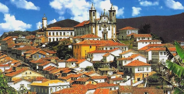 City of Ouro Preto, Minas Gerais
