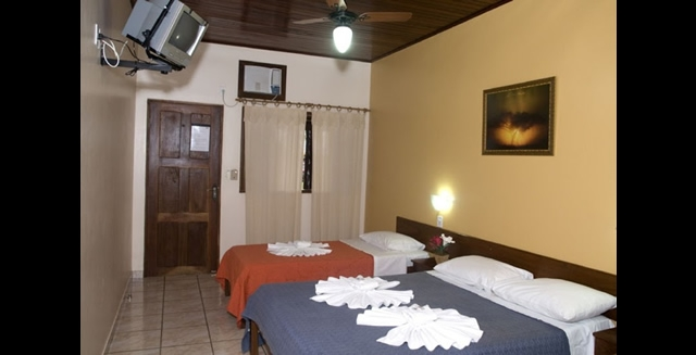 Room - Piuval Lodge, Pantanal