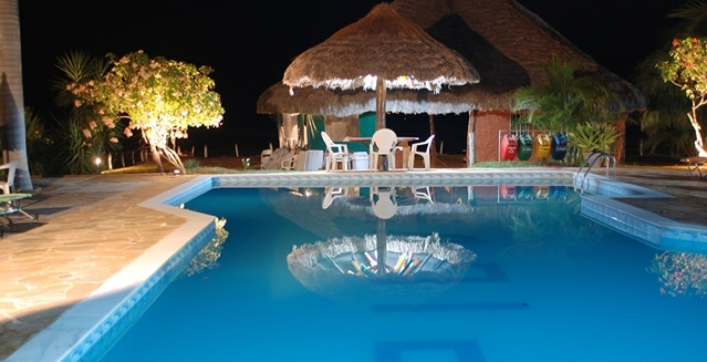 Swimming Pool - Piuval Lodge, Pantanal
