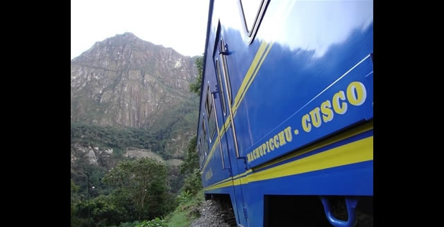 Machu Picchu to Cusco Train, Peru
