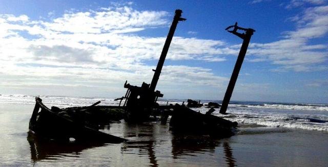 Altair Shipwreck, Lighthouse Trek