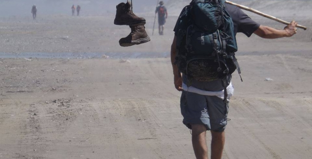 Barefoot Hiking, Lighthouse Trek, Rio Grande do Sul