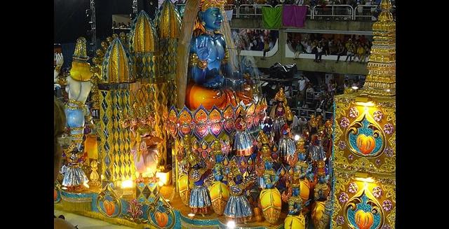 Carnaval Parade, Rio de Janeiro