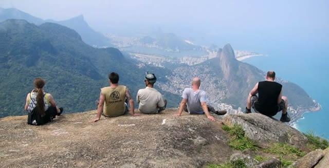 Pedra da Gavea Hike, Rio de Janeiro