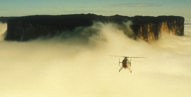 Mount Roraima by Helicopter