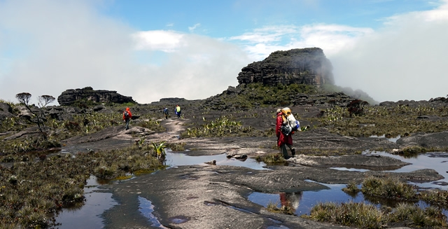 Summit Hiking, Mount Roraima