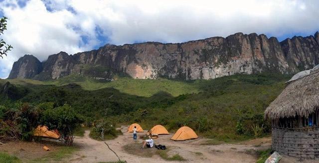 Rio Tek Camp, Mount Roraima Trek