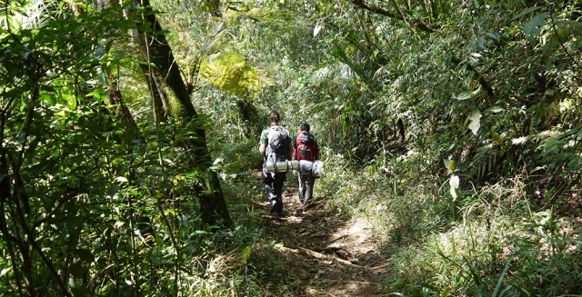 Petropolis to Teresopolis Trek Day Three