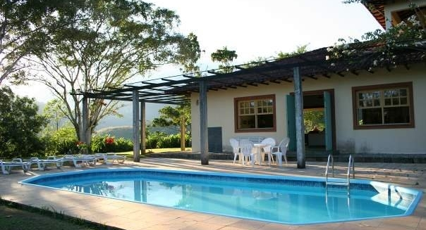 Pool & Gardens, REGUA Atlantic Rainforest Lodge