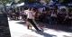 Tango Dancers, Plaza do Rego, Buenos Aires
