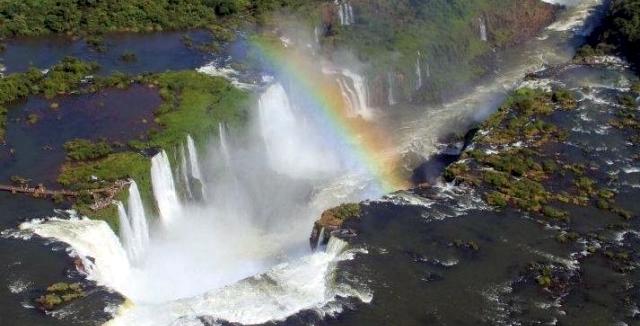 Ecotourism in Iguazu Falls